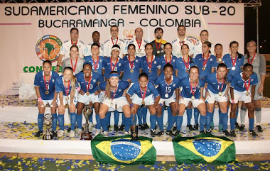 CAMPEONAS DEL SUDAMERICANO SUB 20 CONMEBOL