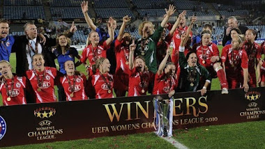 FFC Turbine Potsdam, Campeonas de la WOMEN&#39;S CHAMPIONS LEAGUE 2010