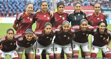 SELECCIN  VENEZUELA  FEMENINA