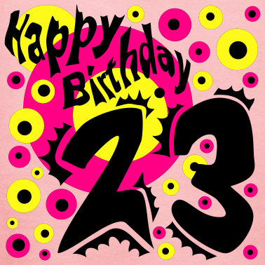 كل سنه و انت طيب .... Pink-birthday-23-happy-birthday-design-special-pres-hooded-sweatshirts_design