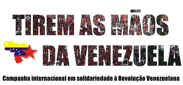 Tirem as Mãos da Venezuela (Brasil)