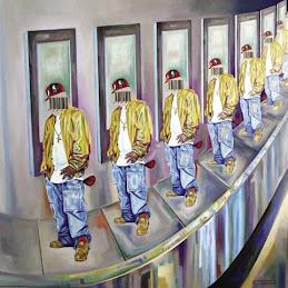 Κουκουλάκη Στέλλα - «Πολλαπλή Ανάκλαση», 2009
