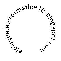 crear texto circular con Photoshop