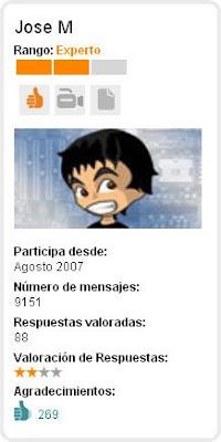 perfil usuario
