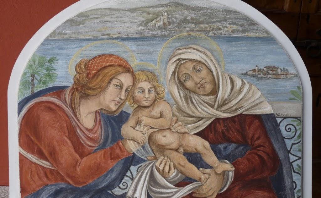 Decorazioni pittoriche e affreschi saradeco affreschi - Decorazioni pittoriche ...