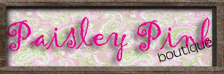 Paisley Pink Boutique