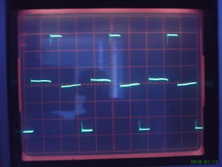 modified, square sine wave