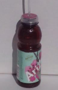 CO2 Gas Reaction Bottle