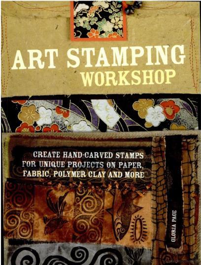 Illustration et cie art stamping workshop