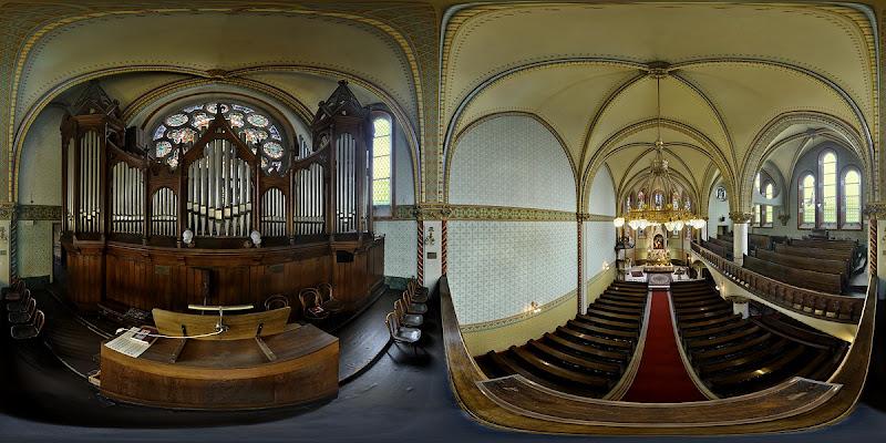 Fasori Evangélikus Templom orgona