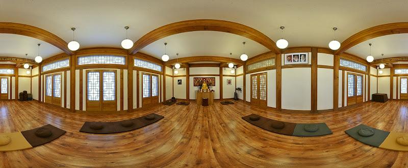 Won Kwang Sa templom virtuális túra