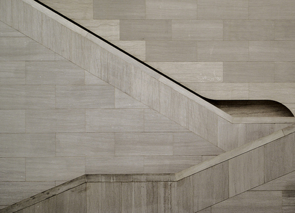 Brandon Pass - National Gallery Stair