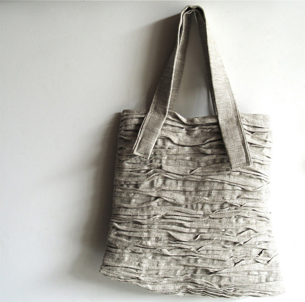 Yorktown Road - Layered Pleat Bag