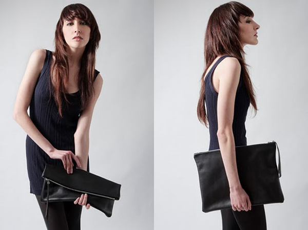 Marketa - Leather Clutch