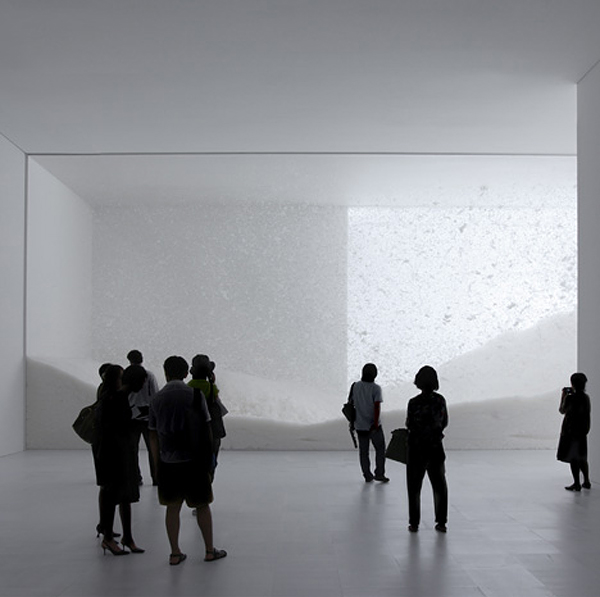 Tokujin Yoshioka - The Snow