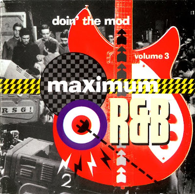 V.A. - DOIN' THE MOD (Vol. 3) - MAXIMUM R & B