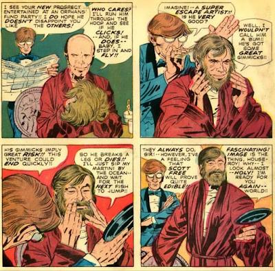 "Jack Kirby: ""Stan Lee era una peste"" Imagen+8"