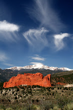 Garden of The Gods May 2010