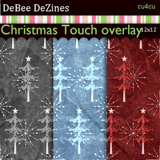 DeBee christmas touch overlay Christmas+touch+-+preview