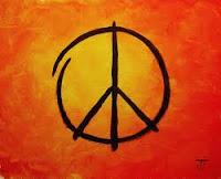 Orange PEACE