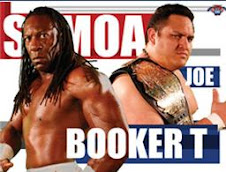 SAMOA JOE (c) vs. BOOKER T.   Julio 15 de 2008