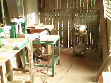 Oficina de inacio luthier (antes)
