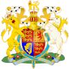 Герб на Великобритания!!!
