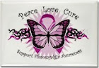 Peace Love Cure. Check it out..