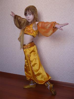 Детские восточный костюм своими руками 95