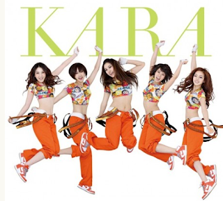 KARA menjadi girl band pertama yg masuk 10 besar di Oricon