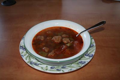 gumo soup