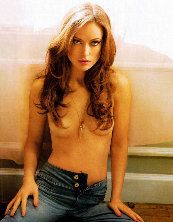 olivia wilde maxim