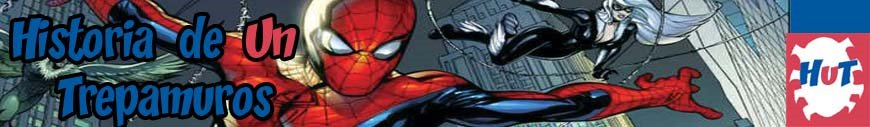 HuT Historia de un Trepamuros: Spider-man