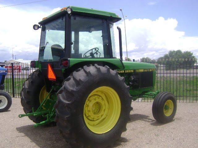 Maquinaria Agricola Industrial  John Deere 2755 Turbo Por  16000 Dlls  Fco