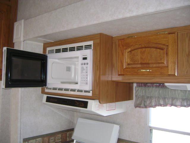 Remate de travel trailers casas rodantes mobile cocina - Cocina con microondas ...