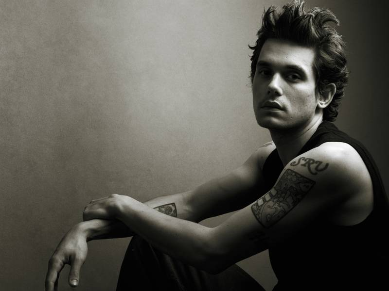 Happy 33rd Birthday to my all time favourite singer and guitarist John Mayer