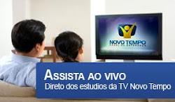 ASSISTA AGORA TV NOVO TEMPO.