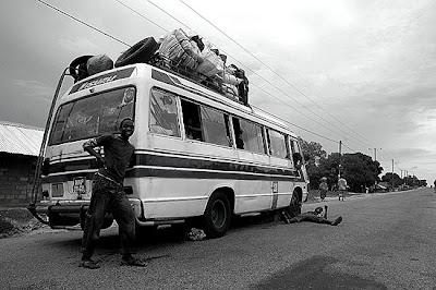Monapo, Moçambique, Janeiro de 2010