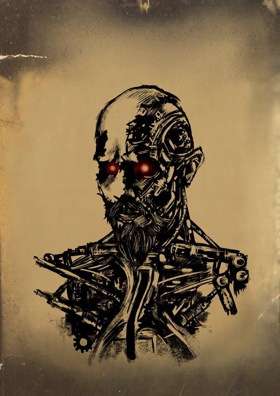 Bearded Terminator
