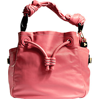 Coach Handbags Resort Leather Shoulder Tote