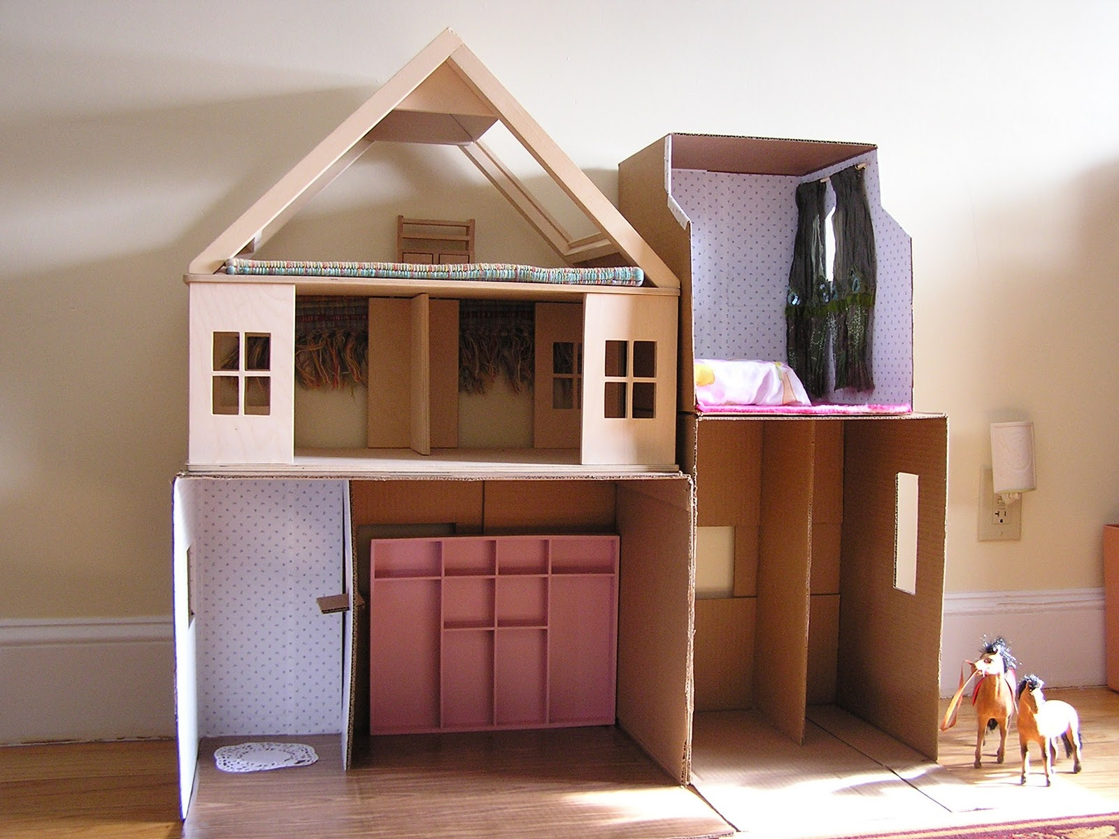 1000 Images About DIY Doll House Amp Furniture On Pinterest
