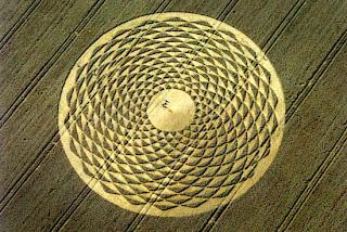 spiral graph crop circle