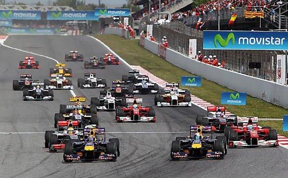 GP da Espanha de Formula 1, Catalunha em 2010 - by cantandopneu.blogspot.com