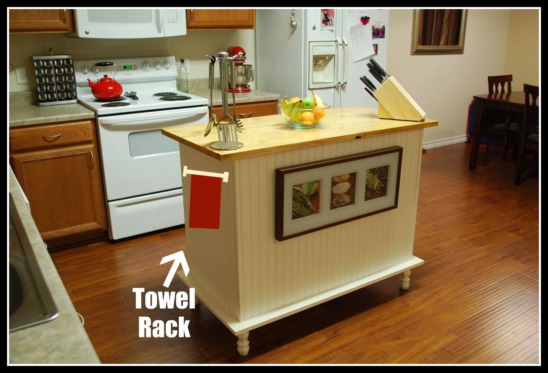 Desk Repurposed To Kitchen Island Mamadoctorjones