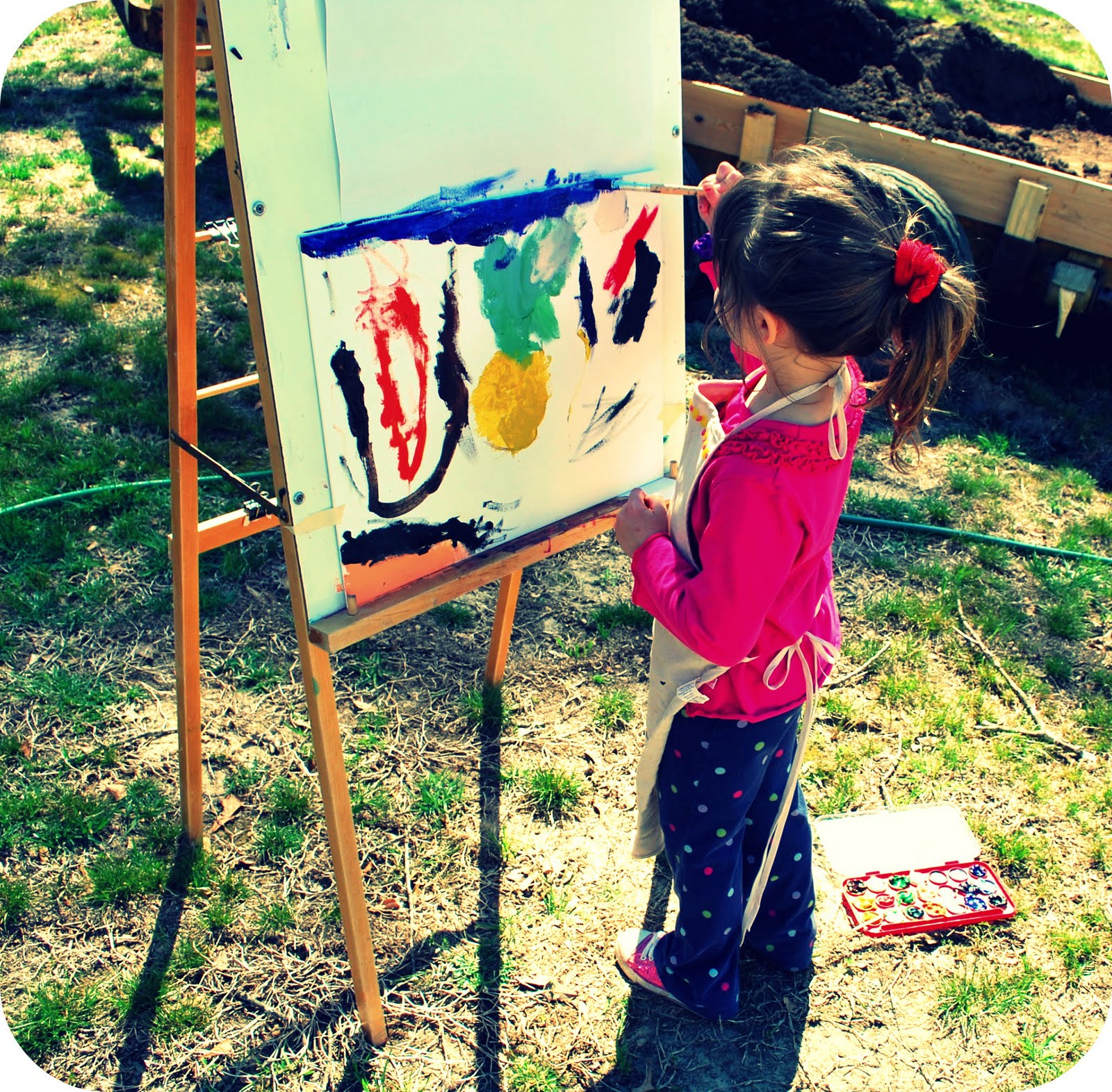 Jessica wood capps one artist and realtor 39 s dreams and daily happenings en plein air - The hideout in the woods an artists dream ...