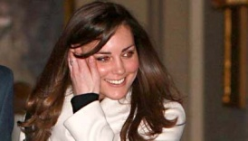 Kate Middleton on Event For Cancer in Norfolk