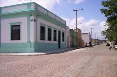 Rua D. Pedro II, esquina Herculano de Freitas