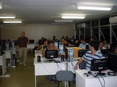 AULA PRESENCIAL DO CURSO DE LICENCIATURA EM CIÊNCIAS DA COMPUTAÇÃO - UNEB