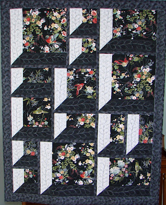 Quilt Inspiration: Into, Through, and Beyond : Attic Windows Quilts : free attic window quilt pattern - Adamdwight.com