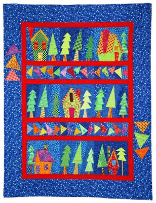 House Block Quilt Patterns | AllPeopleQuilt.com